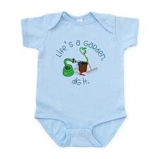Lifes A Garden Infant Bodysuit