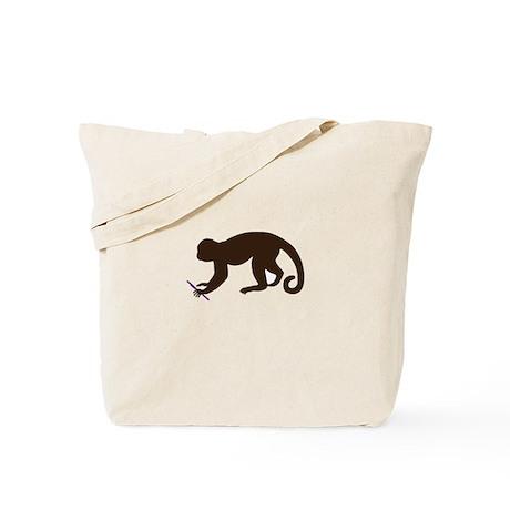 Annie's Boobs - The Monkey Tote Bag