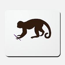 Annie's Boobs - The Monkey Mousepad