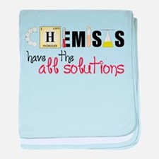 All The Solutions baby blanket