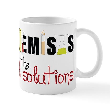 All The Solutions Mug
