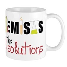 All The Solutions Small Mugs
