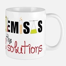 All The Solutions Small Small Mug