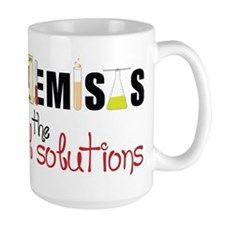 All The Solutions Ceramic Mugs