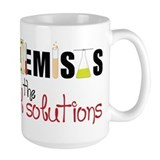 Chemist have all the solutions Coffee Mugs