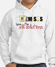 All The Solutions Hoodie