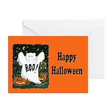 Halloween Blank Greeting Cards (Pk of 10)