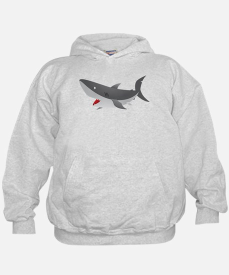 Shark Attack Shirt for Hoodie