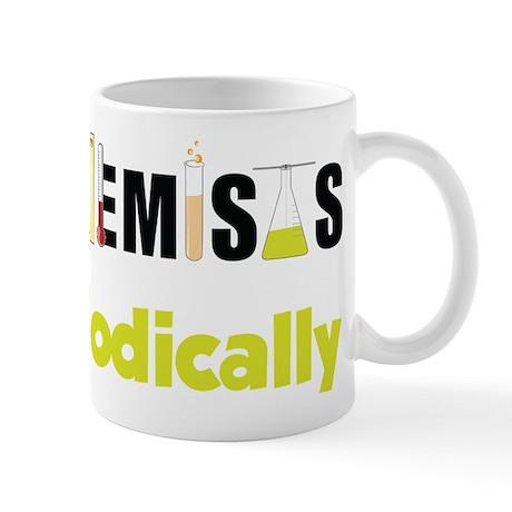 Chemists Do It Periodically Mug