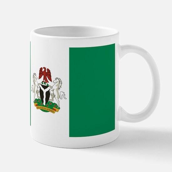 Nigeria - State Flag - Current Mug