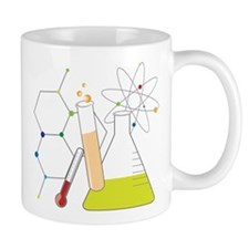 Chemistry Stuff Small Mug