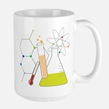 Chemistry Stuff Large Mug