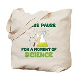 Science Regular Canvas Tote Bag