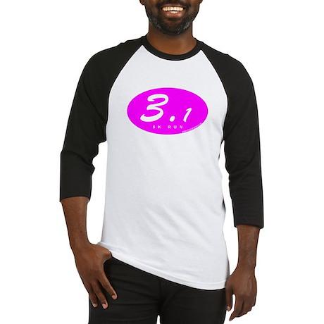 Oval Pink 3.1 Baseball Jersey
