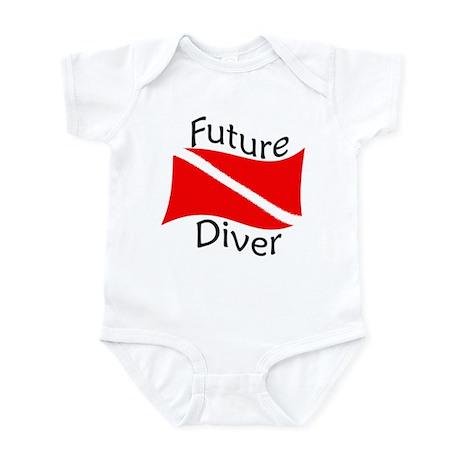 Future Diver Infant Creeper