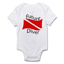 Future Diver Infant Creeper