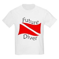 Future Diver Kids T-Shirt