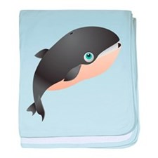 Giant Whale Kids Shirt baby blanket