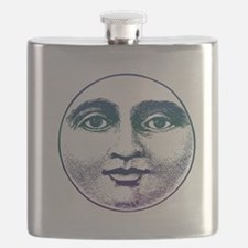 Man in the Moon Flask