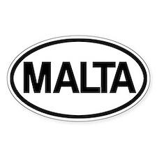 Malta Decal