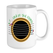 Lord Of The Strings Mug