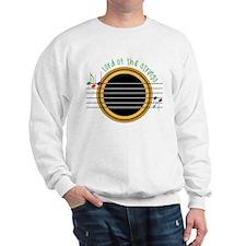 Lord Of The Strings Sweatshirt