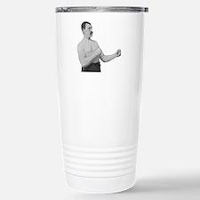 Overly Manly Man Travel Mug