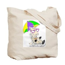 Equine Recline Tote Bag