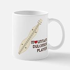 Mountain Dulcimer Player Mug