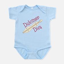 Dulcimer Diva Infant Bodysuit