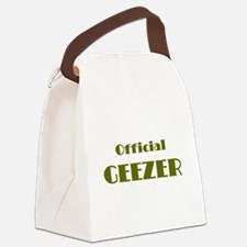 Official Geezer Canvas Lunch Bag