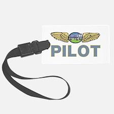 RV Pilot Luggage Tag