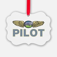 RV Pilot Ornament