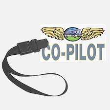 RV Co-Pilot Luggage Tag