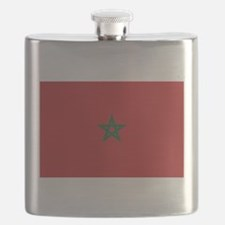 Morocco - National Flag - Current Flask