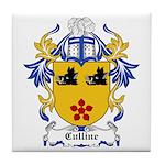 Culline Coat of Arms Tile Coaster