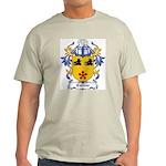 Culline Coat of Arms Ash Grey T-Shirt