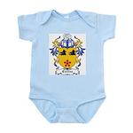 Culline Coat of Arms Infant Creeper