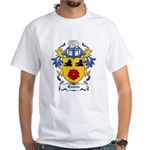 Cullen Coat of Arms White T-Shirt