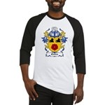 Cullen Coat of Arms Baseball Jersey