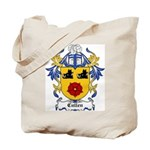 Cullen Coat of Arms Tote Bag