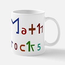 Math Rocks Mug