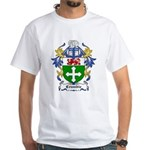 Crumbie Coat of Arms White T-Shirt