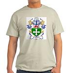 Crumbie Coat of Arms Ash Grey T-Shirt