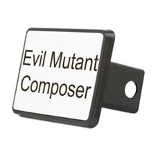 Evil Mutant Composer Hitch Cover