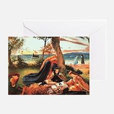 King Arthur in Avalon Cards (Pk of 10)