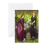 Rachel and Leah Greeting Cards (Pk of 10)