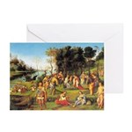 Court of Isabella Greeting Cards (Pk of 10)