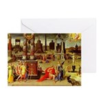 Augustus & The Sibyl Cards (Pk of 10)