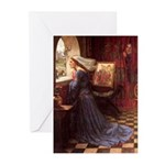Fair Rosamund Greeting Cards (Pk of 10)